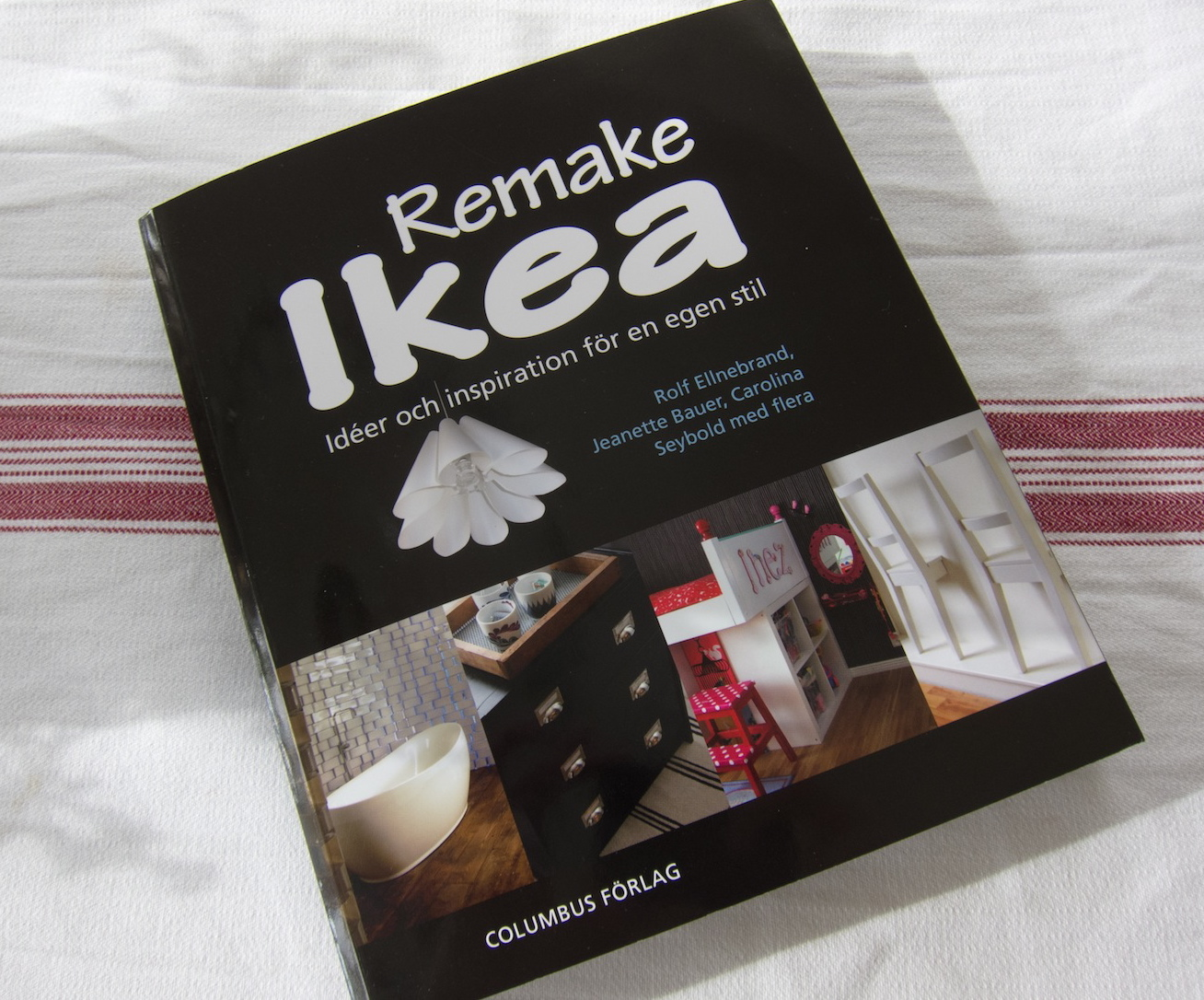 Remake Ikea - bok